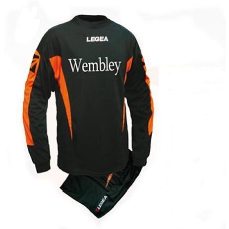 BRANKÁRSKY DRES WEMBLEY black/orange