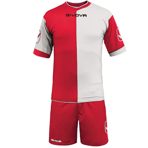 FUTBALOVÝ DRES COMBO red/white