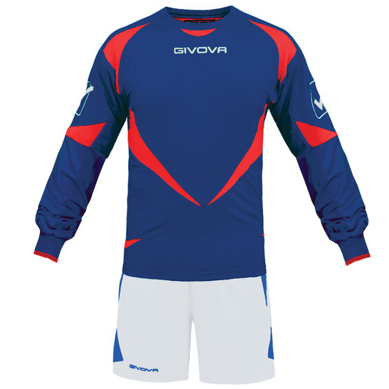FUTBALOVÝ DRES DISTRICT blue/white