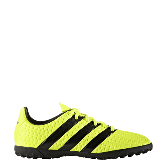Juniorské turfy Adidas ACE 16.4 TF neon