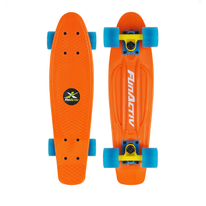 Penny board Funactiv orange