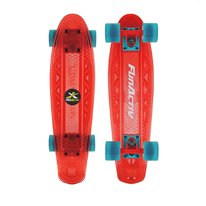 Penny board Funactiv red