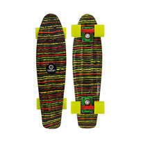 Penny board Tempish SILIC green