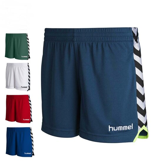 Šortky Hummel STAY AUTHENTIC W POLY SHORTS