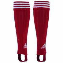 Štulpne Adidas 3 STRIPED STIRRUP red
